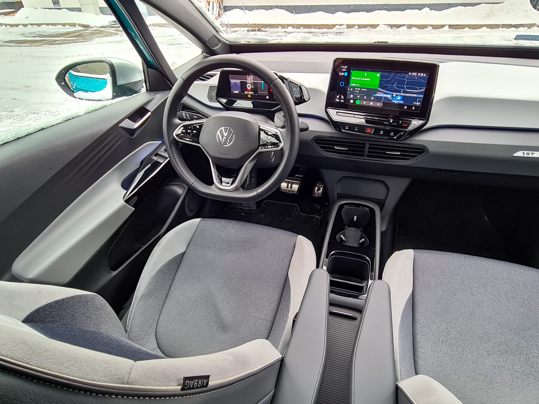 Volkswagen ID.3: Kochać i nienawidzić