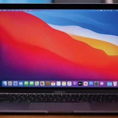 Apple Aktualizacja macOS Big Sur 11.2.2