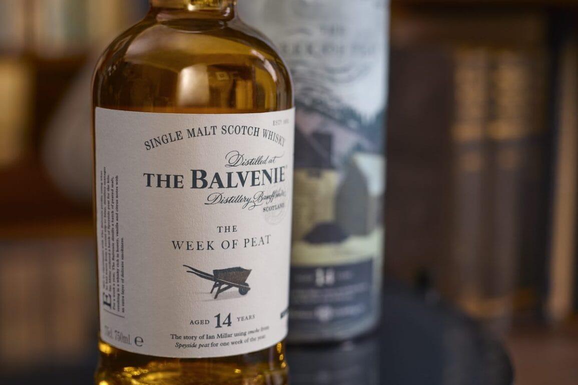 """The Balvenie """"Week of Peat"""" - 14-letnia whisky debiutuje na naszym rynku"""
