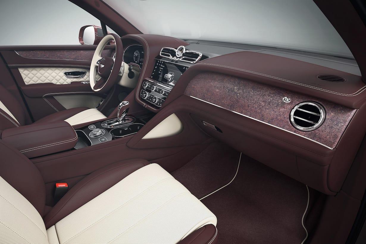 Bentley Bentayga Mulliner - by posiadać SUV-a jedynego w swoim rodzaju