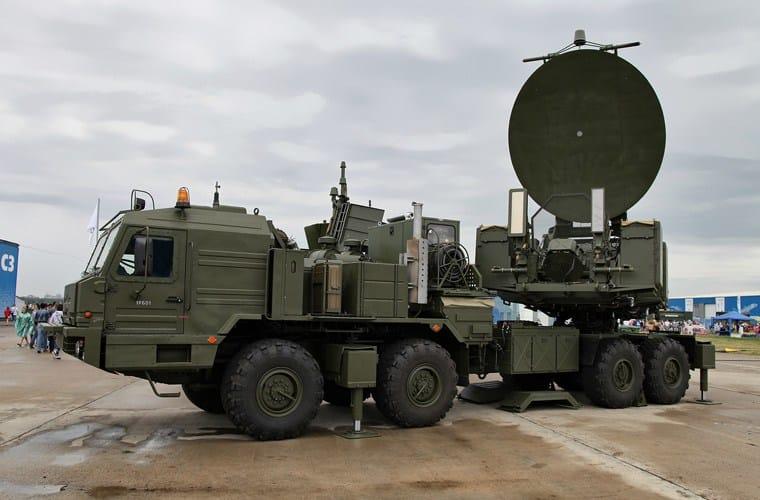 Krasukha-4 to prawdziwa bestia. Rosyjska przewaga militarna może być kluczowa w tym konflikcie