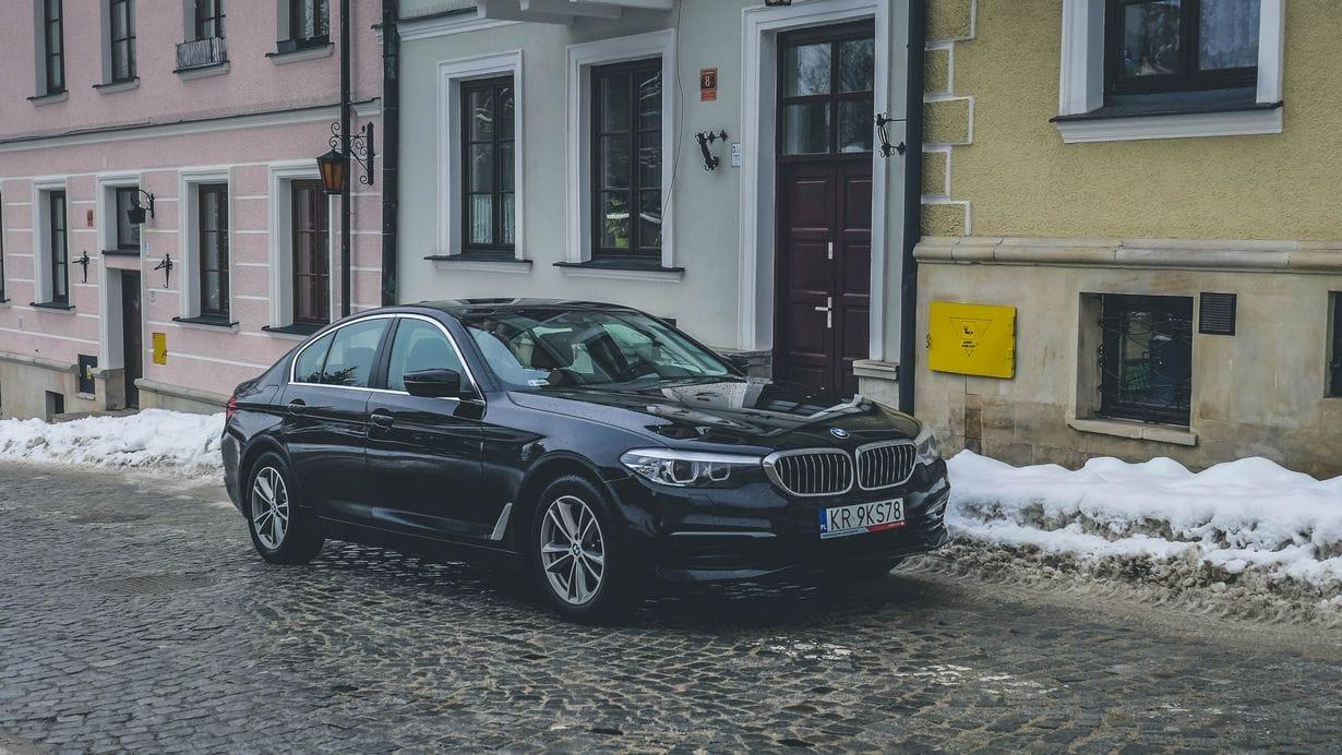Używane BMW 518d G30 - zastaw się, a postaw się