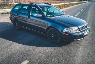 Używane Volvo V40 1.6 2003 r. Test, wady i zalety, opinia użytkownika