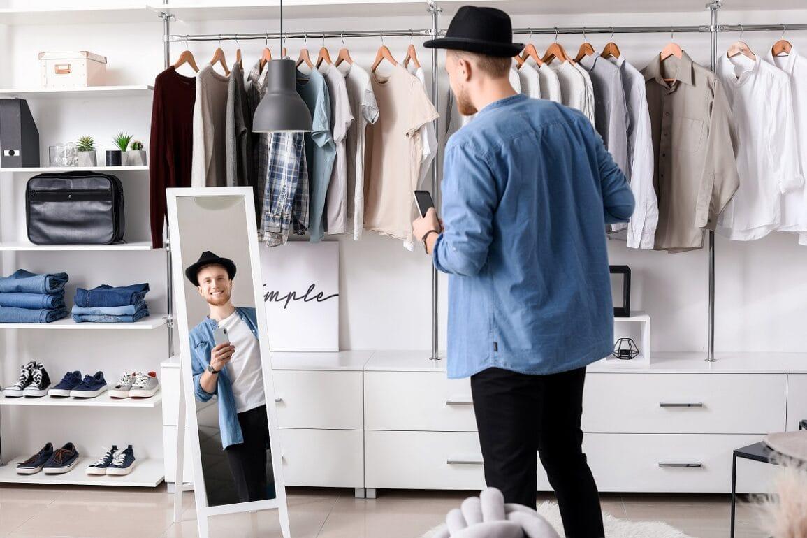 Minimalizm w męskiej modzie: jak wyglądać lepiej, mając mniej?
