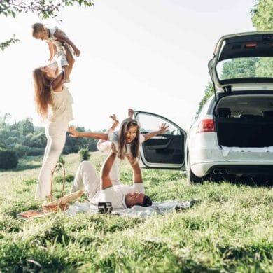 Jak przygotować auto na wiosnę?