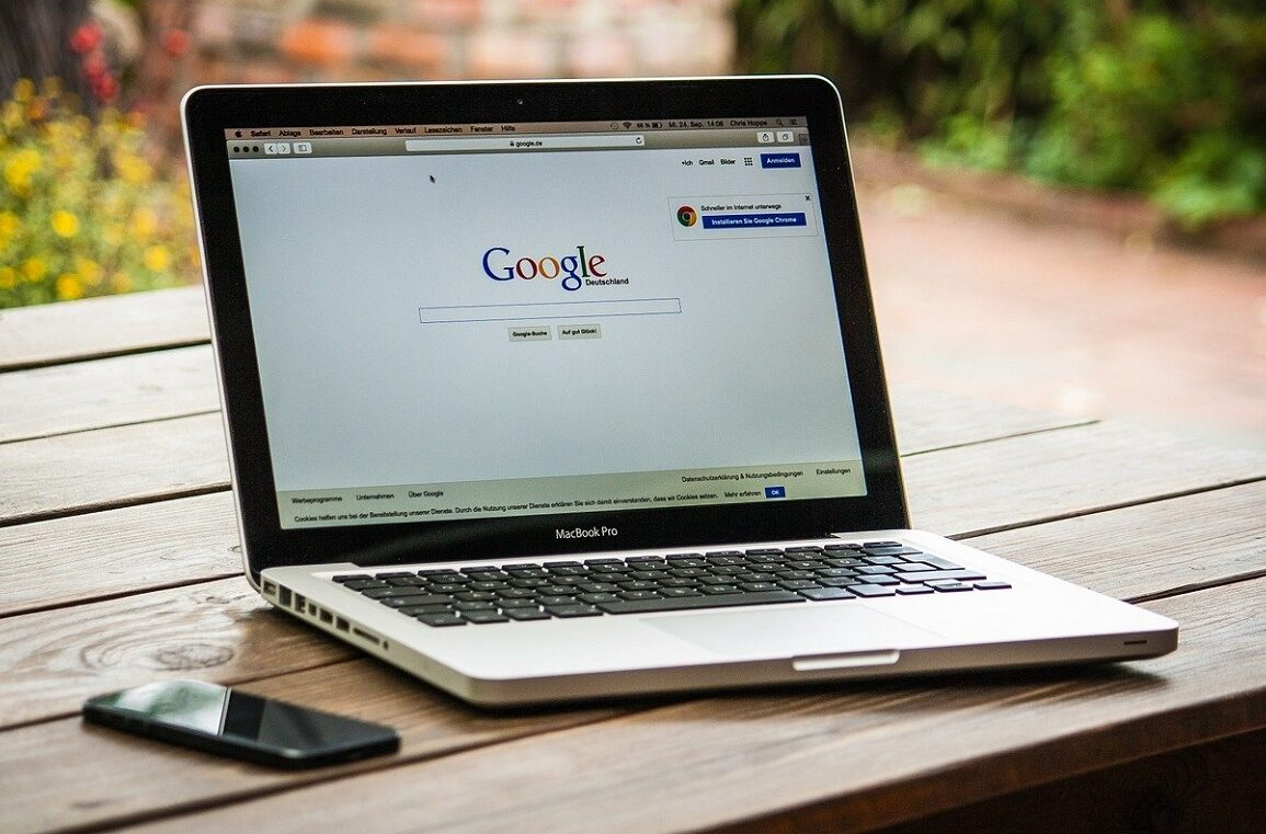 google chrome macos ciemny tryb google