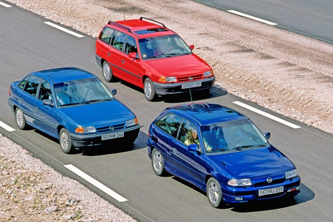 Opel Astra F jest z nami już trzydzieści lat. Powspominajmy