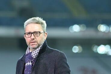 Jerzy Brzęczek walczy o posadę prezesa PZPN. Co na to Boniek?