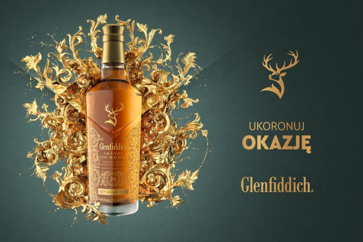 Malwina Konopacka w globalnej kampanii Glenfiddich Grande Couronne