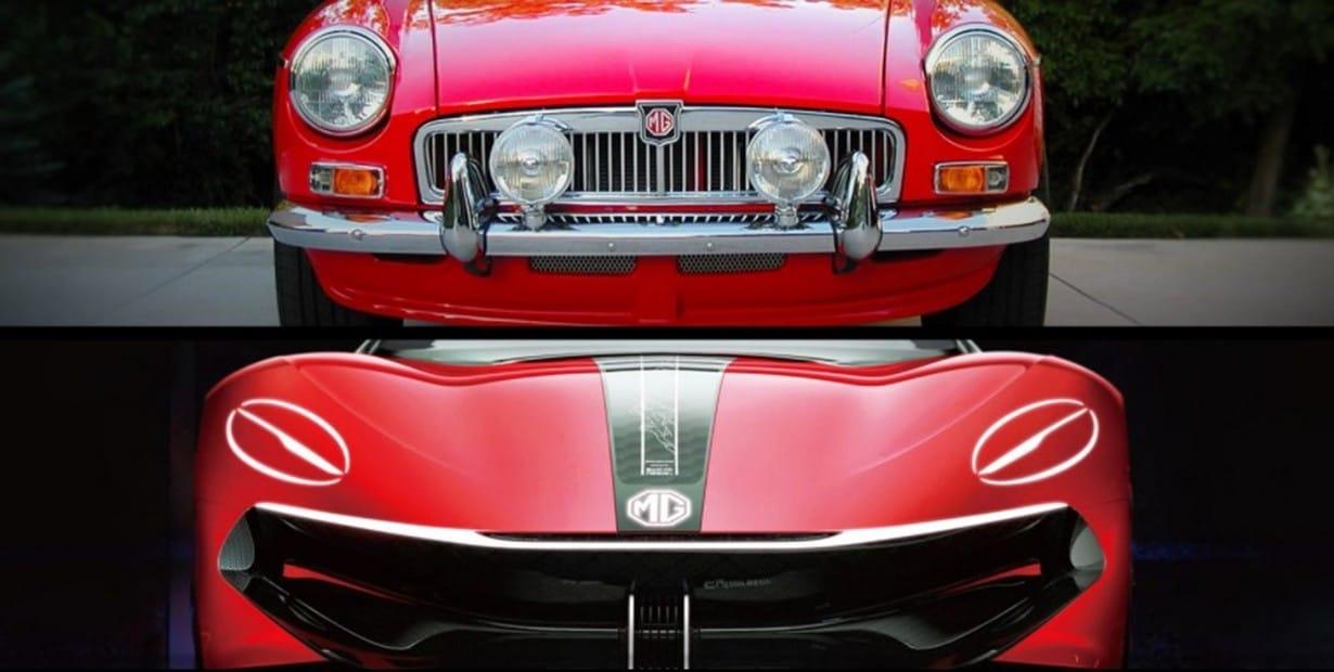 MG Motor Cyberster