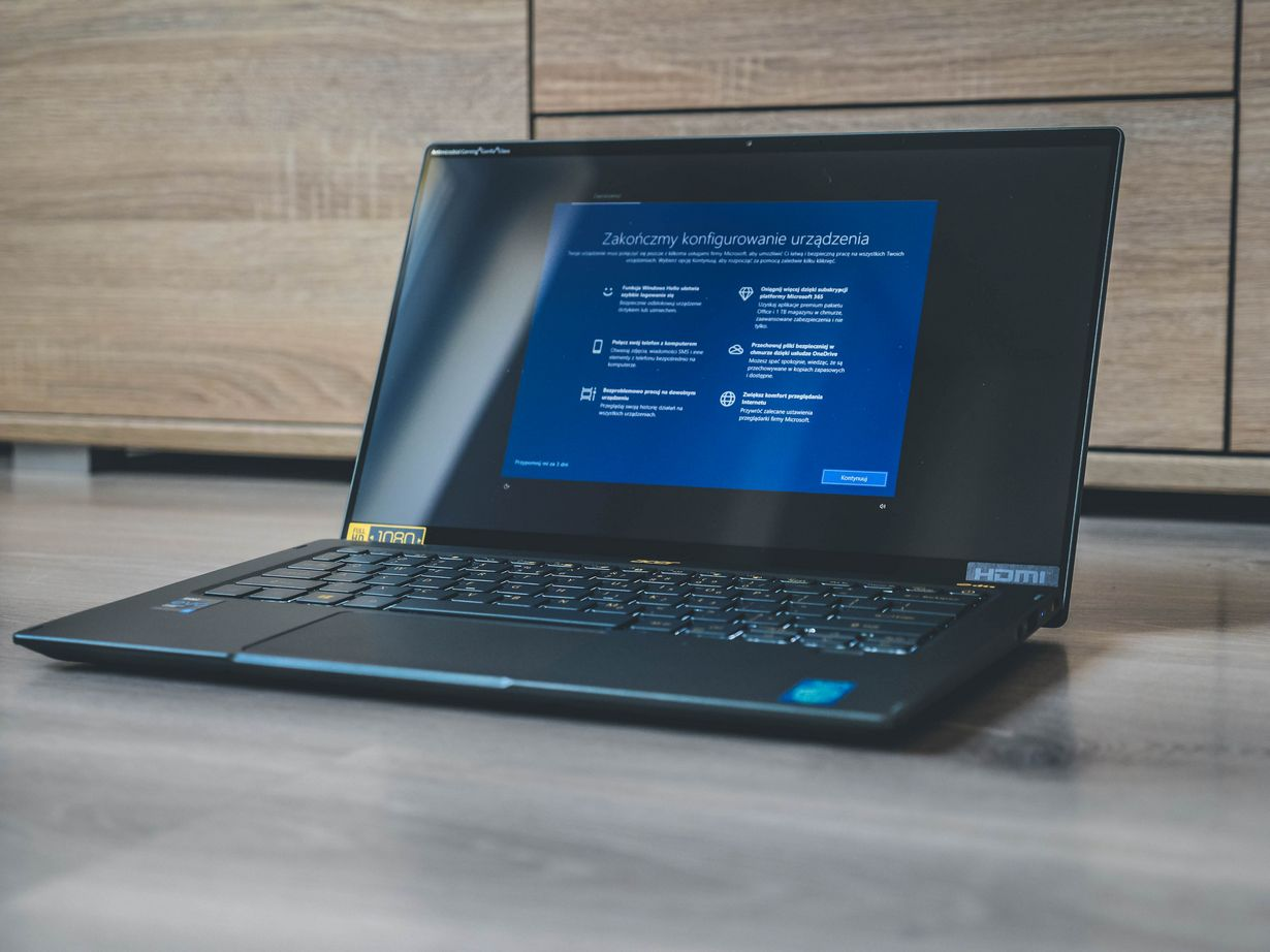 Test Acer Swift 5 z Core i7-1165G7 i Intel Xe. Ładny i wydajny ultrabook
