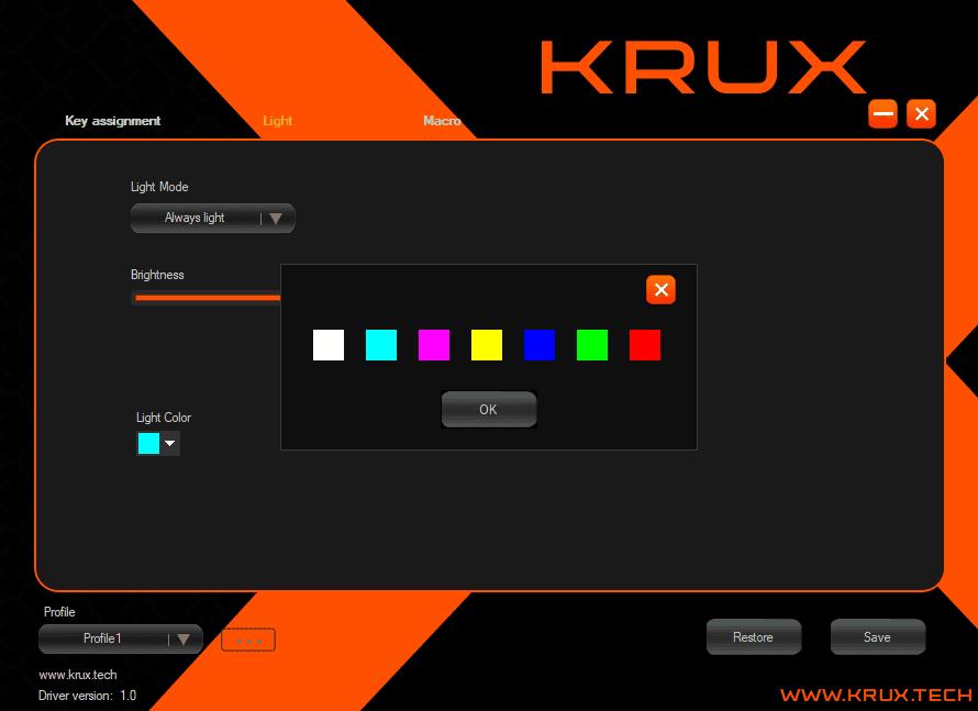 Krux Atax Pro