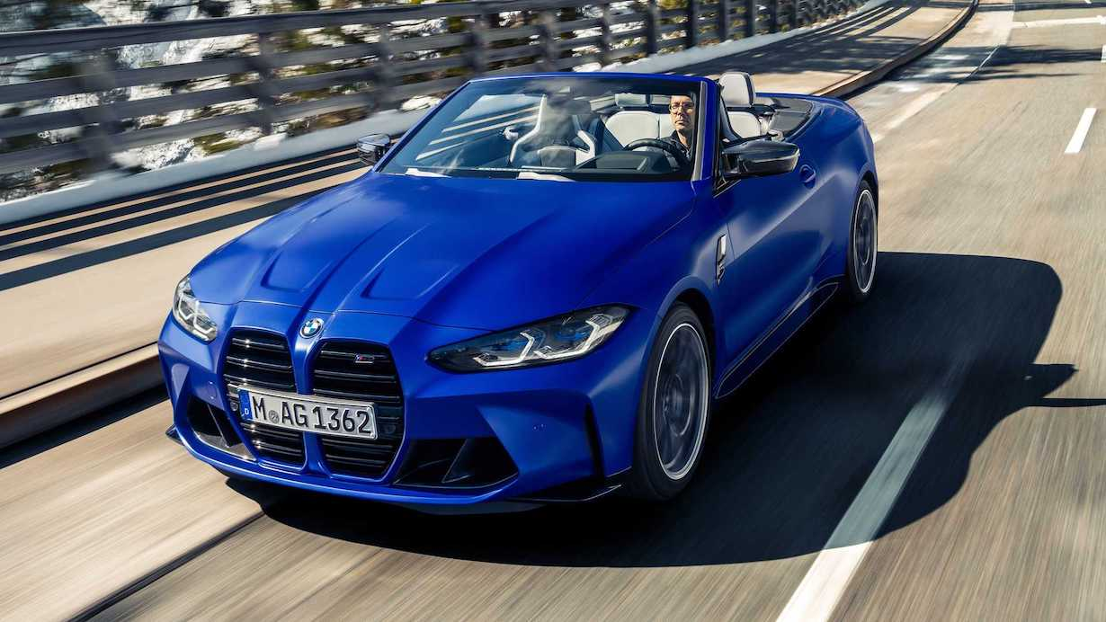 BMW M4 Competition Convertible xDrive