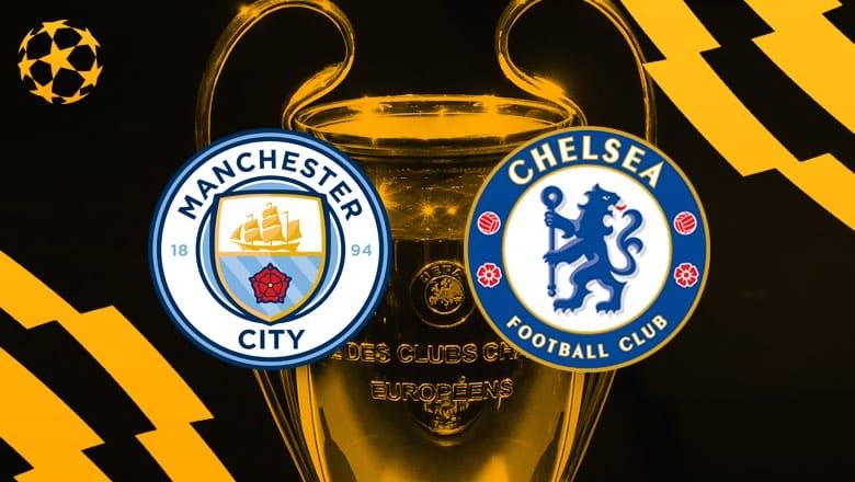 Finał Ligi Mistrzów 2021 - Chelsea vs Man City. Starcia kibiców w Porto