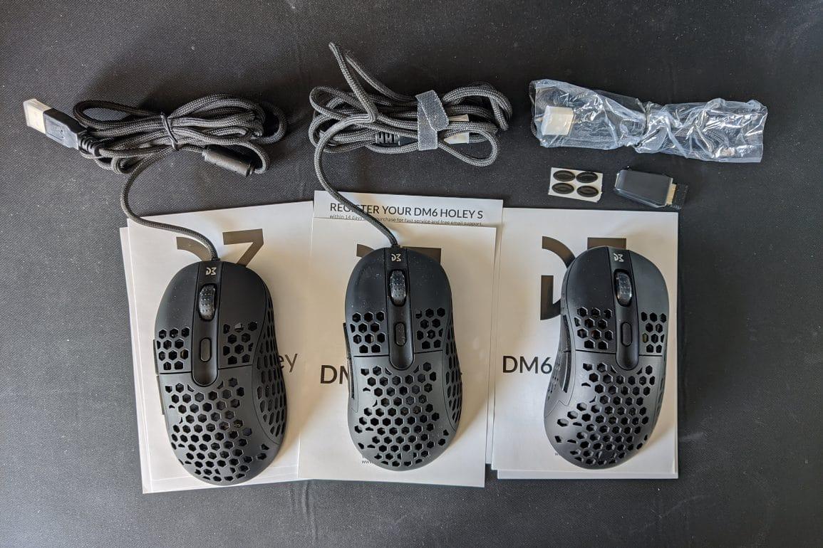 DM6 Holey, Holey S, a może Holey Duo - którą wybrać?