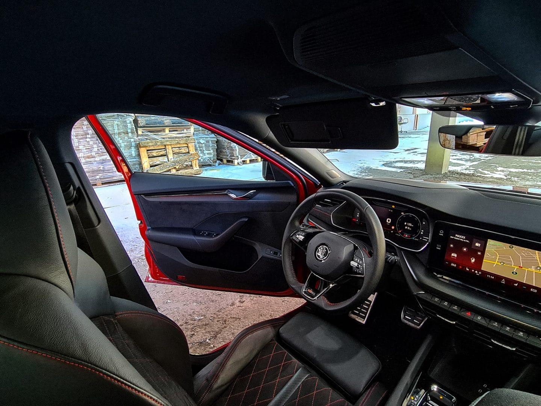 Octavia RS iV