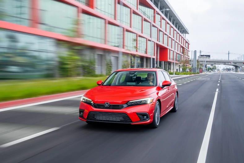Honda Civic XI generacji. Kiedy trafi do europejskich klientów?