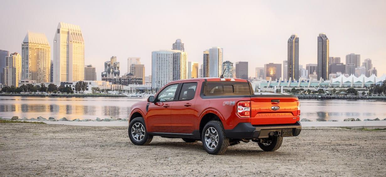 Nowy Ford Maverick to pickup za 20 tys USD. Nie potrzebuję, ale go chcę!
