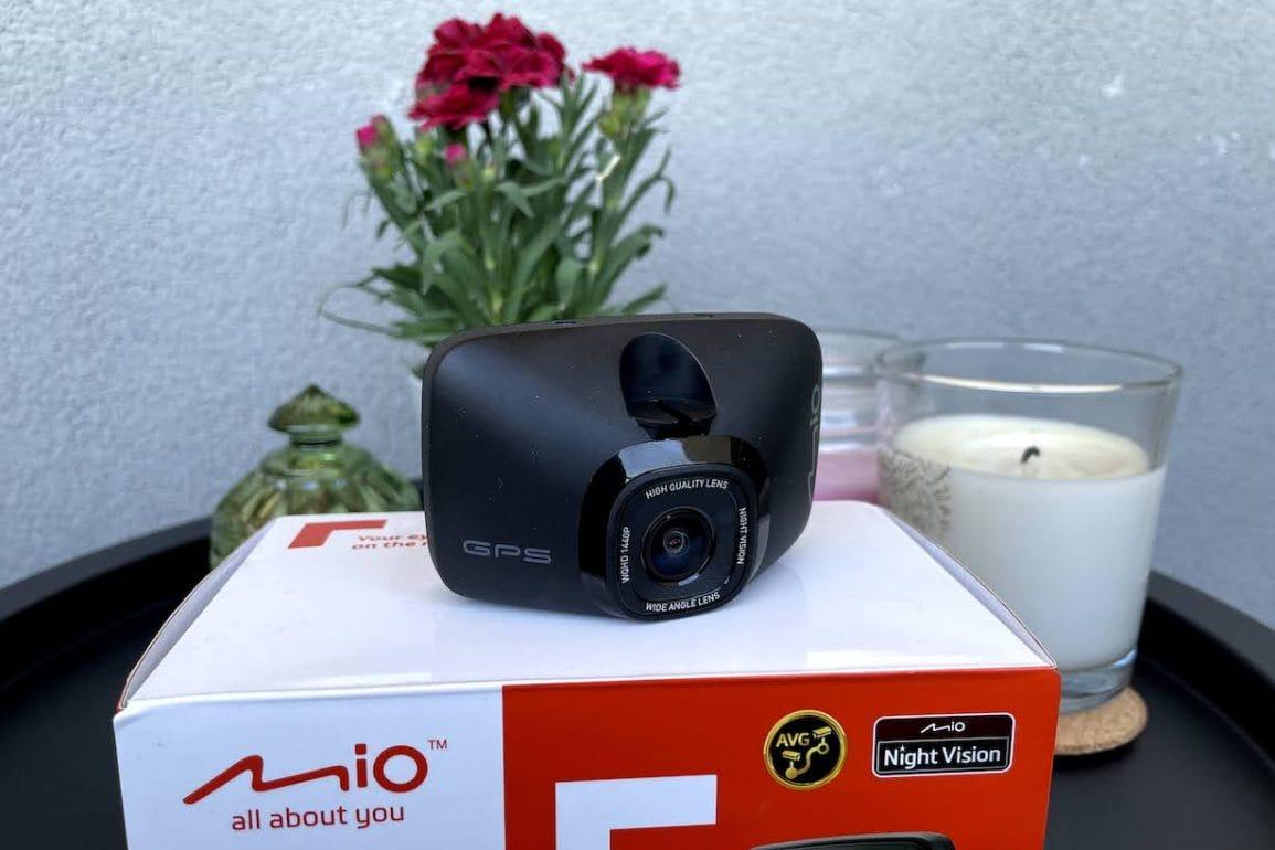 Test Mio Mivue 812 – wideorejestrator z funkcją ostrzeżenia o fotoradarach