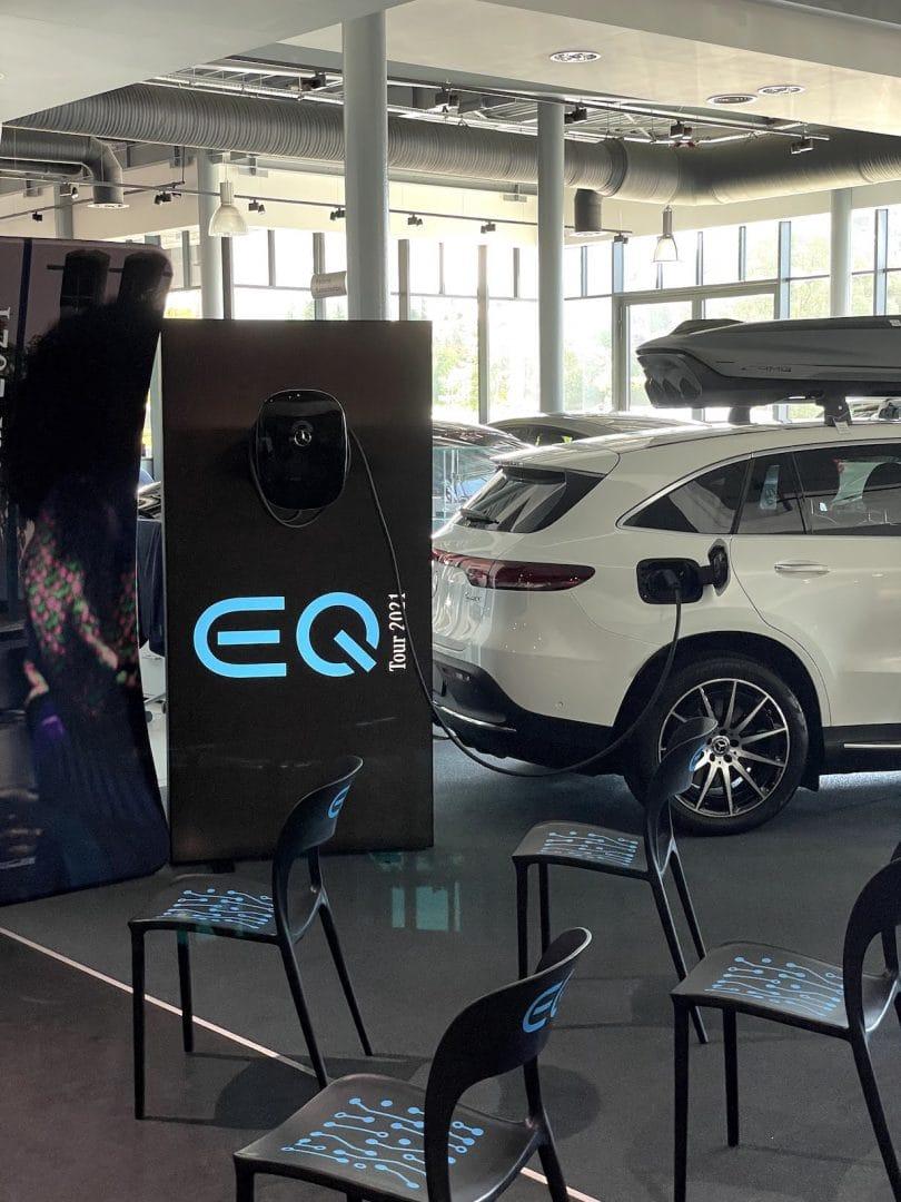 Mercedes-Benz D&R Czach EQ Tour. Czy Hybryda i elektryk mają sens?