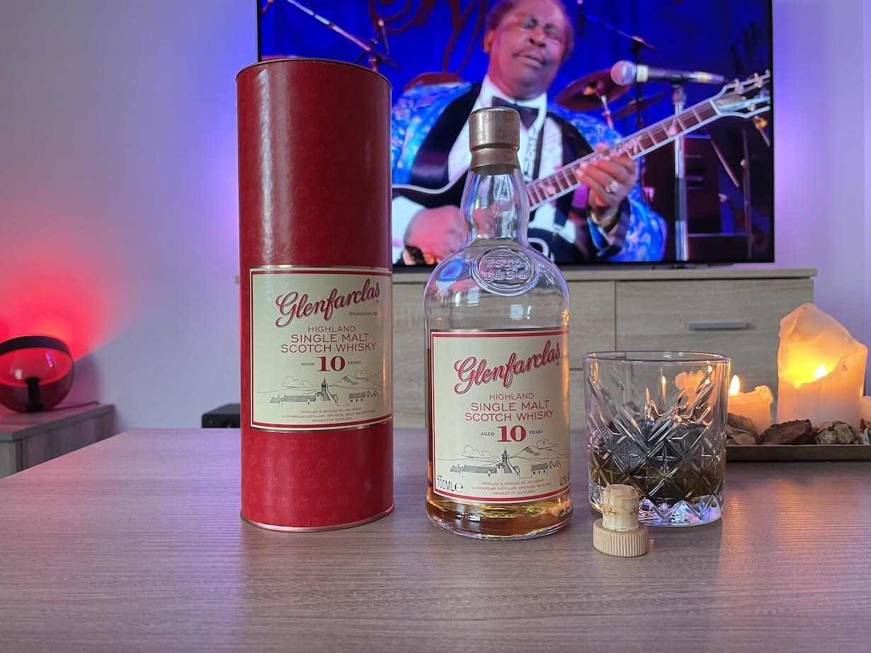 Alkohol na weekend: Glenfarclas 10-YO. Szkocka whisky single malt