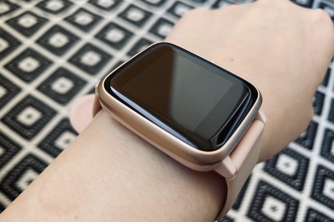 HAMA Fit Watch 5910 GPS - tani smartwatch - test