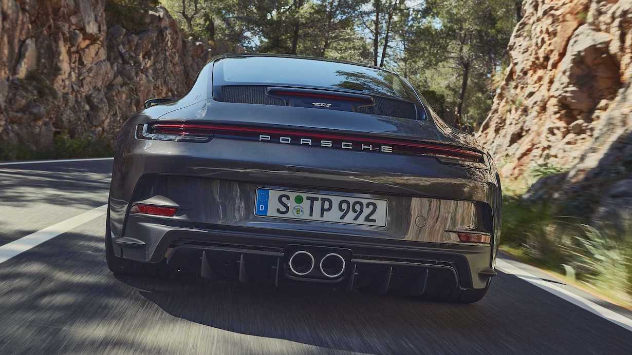911 GT3 Touring 2022