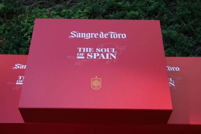 Hiszpanie wysłali naszej reprezentacji wino... bezalkoholowe.