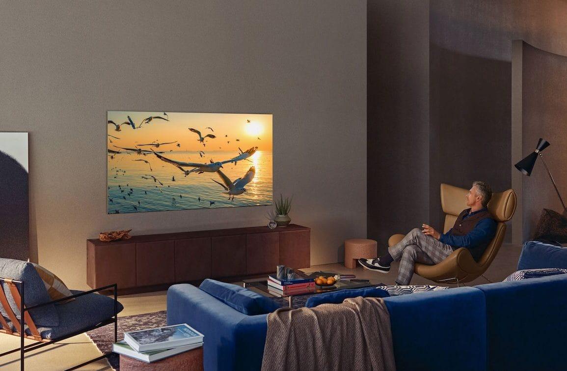 Samsung dołącza flagowe smartfony Galaxy do telewizorów Neo QLED!