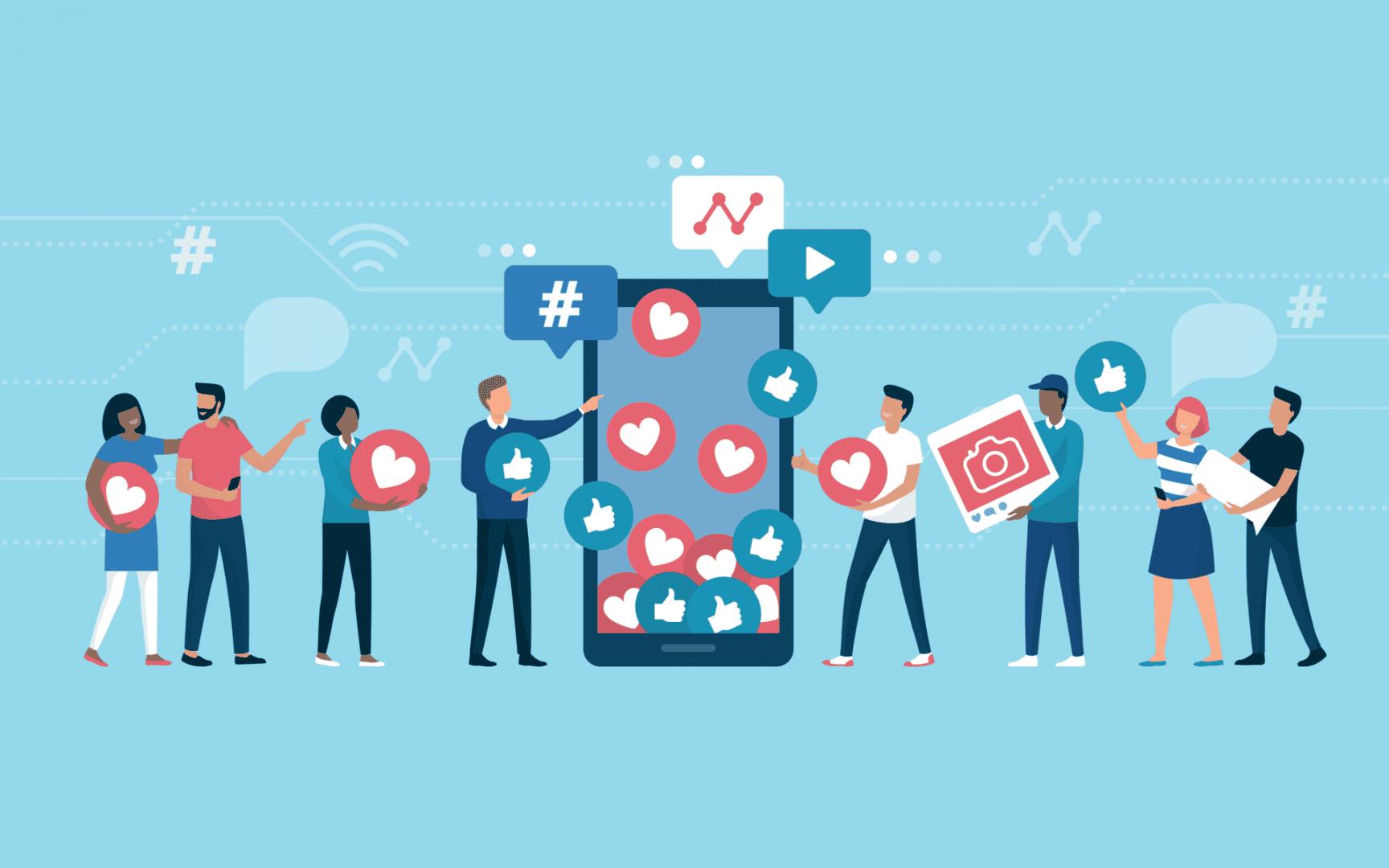 inwestowanie za pomocą social mediów