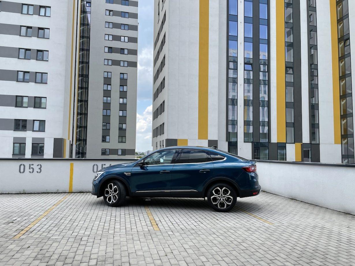 Renault Arkana 1.3 TCe  - test. Crossover coupe, który pokocha Europa