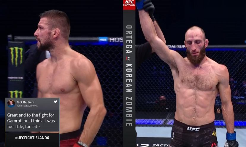Mateusz Gamrot vs Jeremy Stephens – UFC Vegas 31!