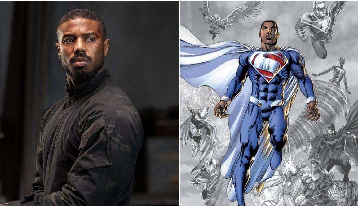 Michael B. Jordan - nowy Superman!