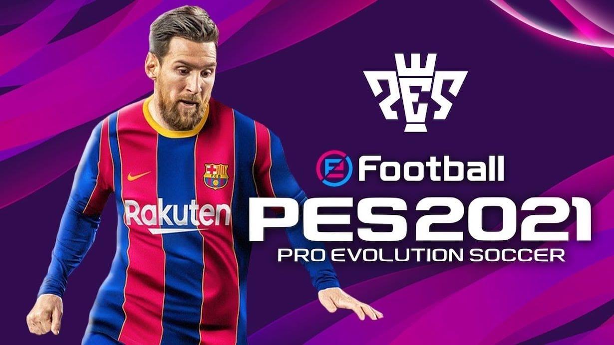 Pro Evolution Soccer 2022 PES