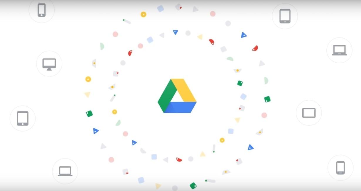 apple google drive