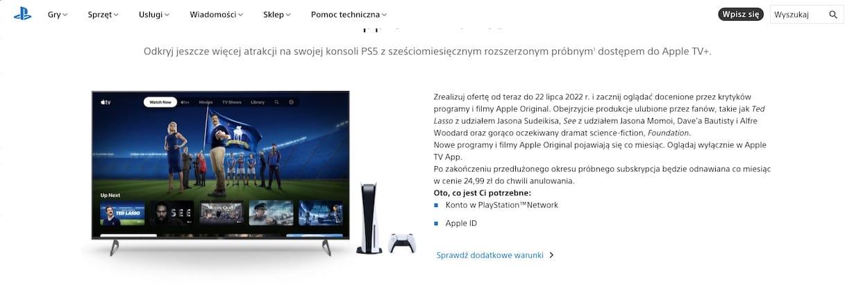 PS5 Apple