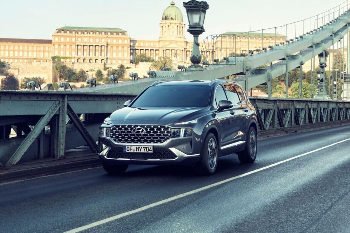Hyundai Santa Fe Hybrid – można jeździć luksusowo, ale i oszczędnie