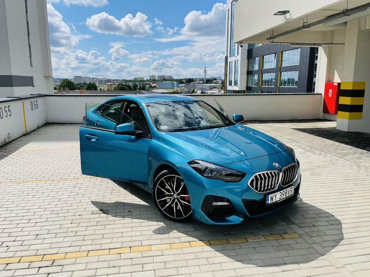 BMW 220i Gran Coupe - idealny samochód na co dzień?
