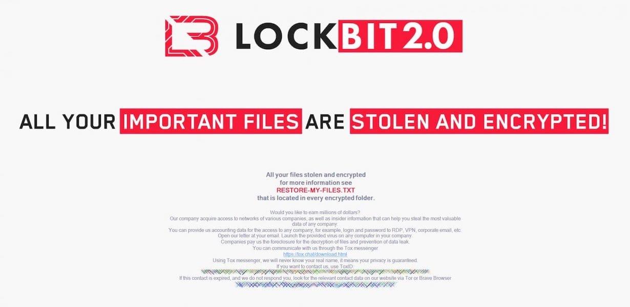 lockbit 2.0