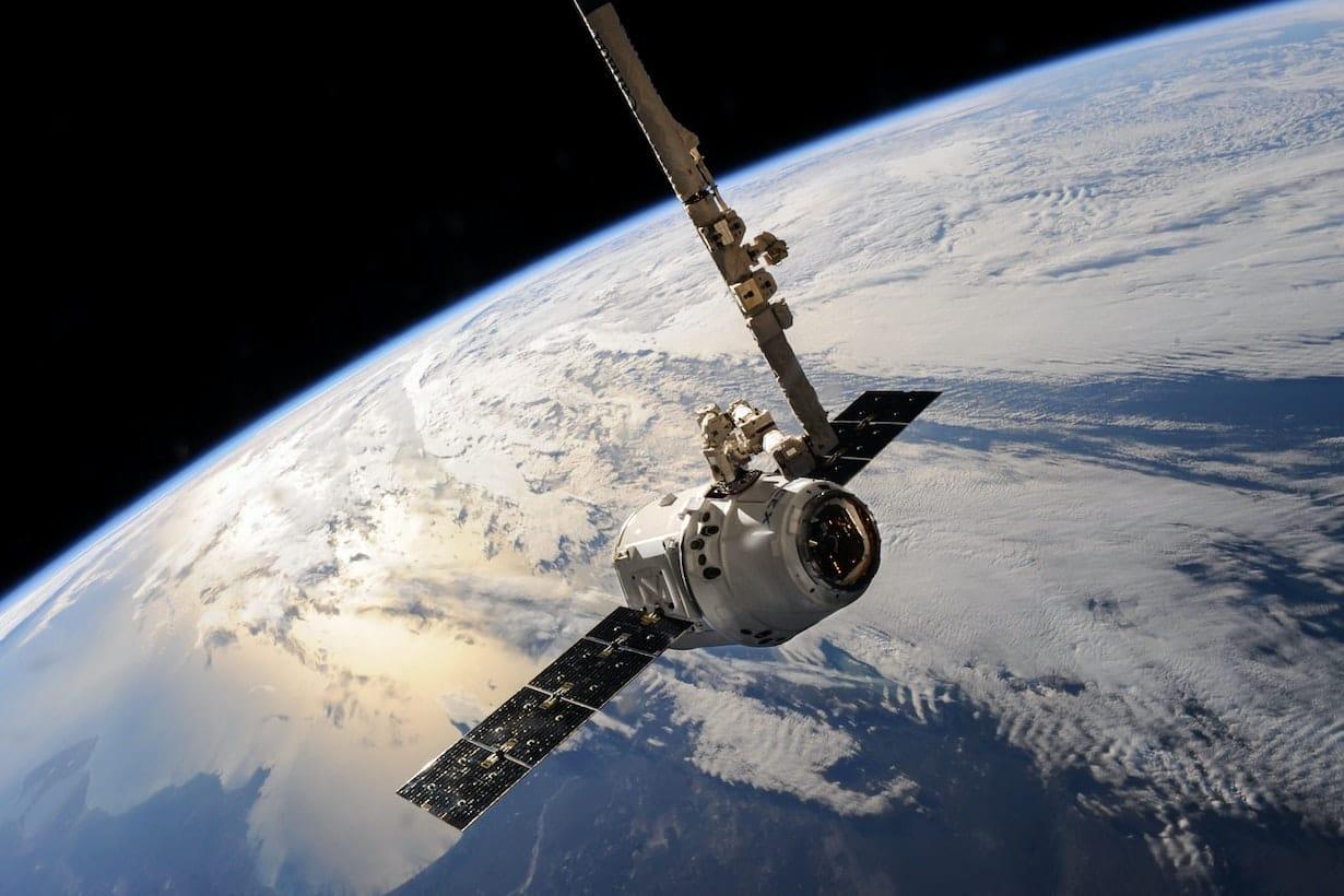 chiński satelita