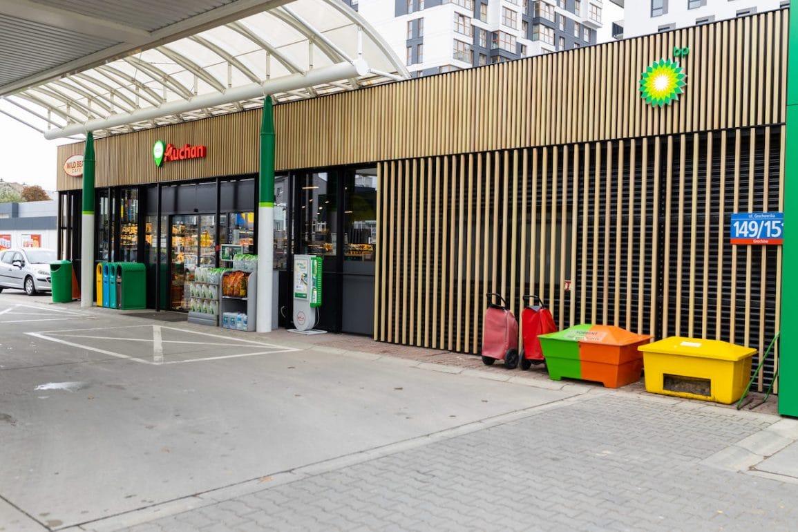 Współpraca BP i Auchan to strzał w dziesiątkę. Wkrótce kolejne otwarcia