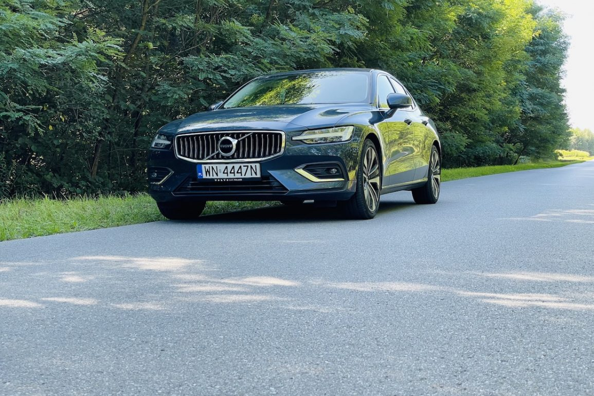 Test Volvo S60 B4 Inscription – rozsądny wybór?