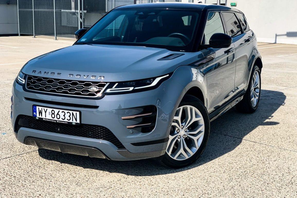 Range Rover Evoque – kompaktowy luksus