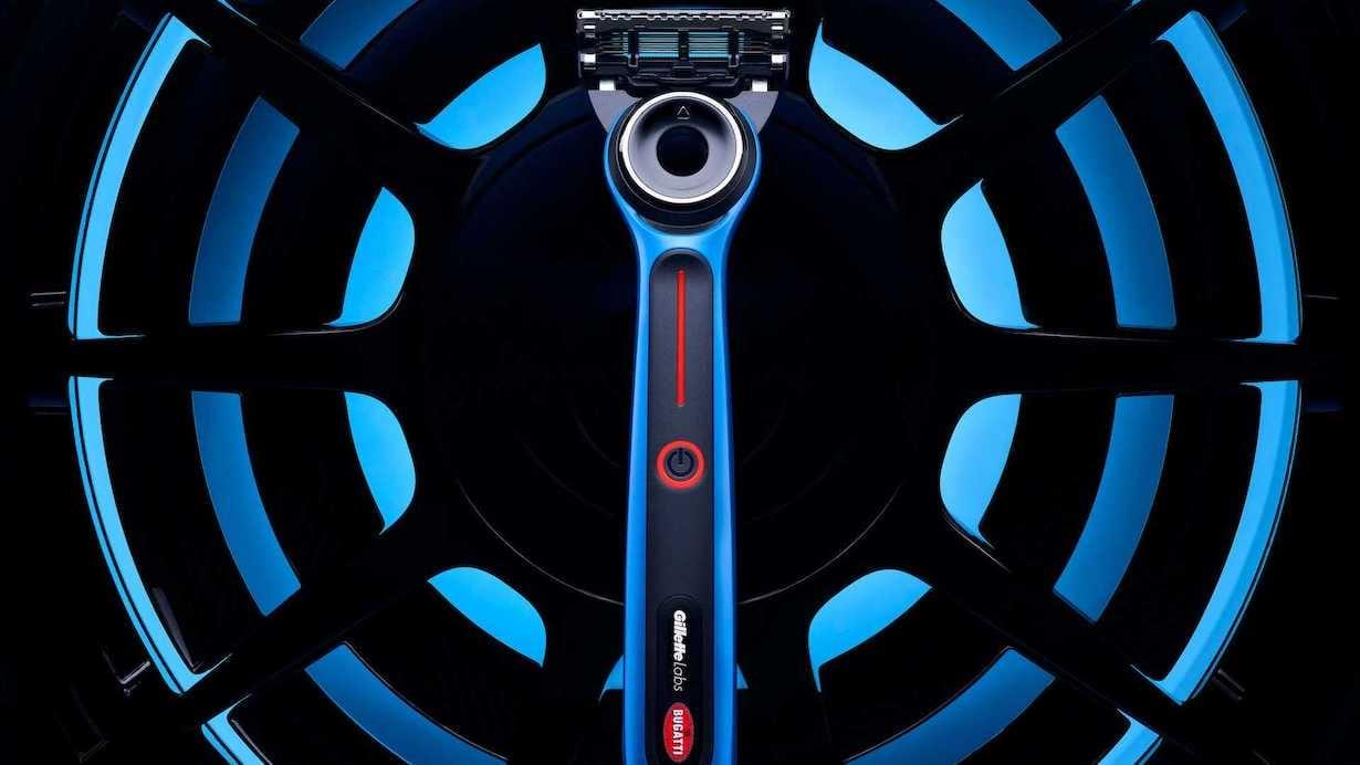 Gillette Bugatti