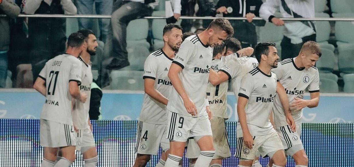 Legia gra dziś w Lidze Europy! Gdzie oglądać mecz ze Spartakiem?