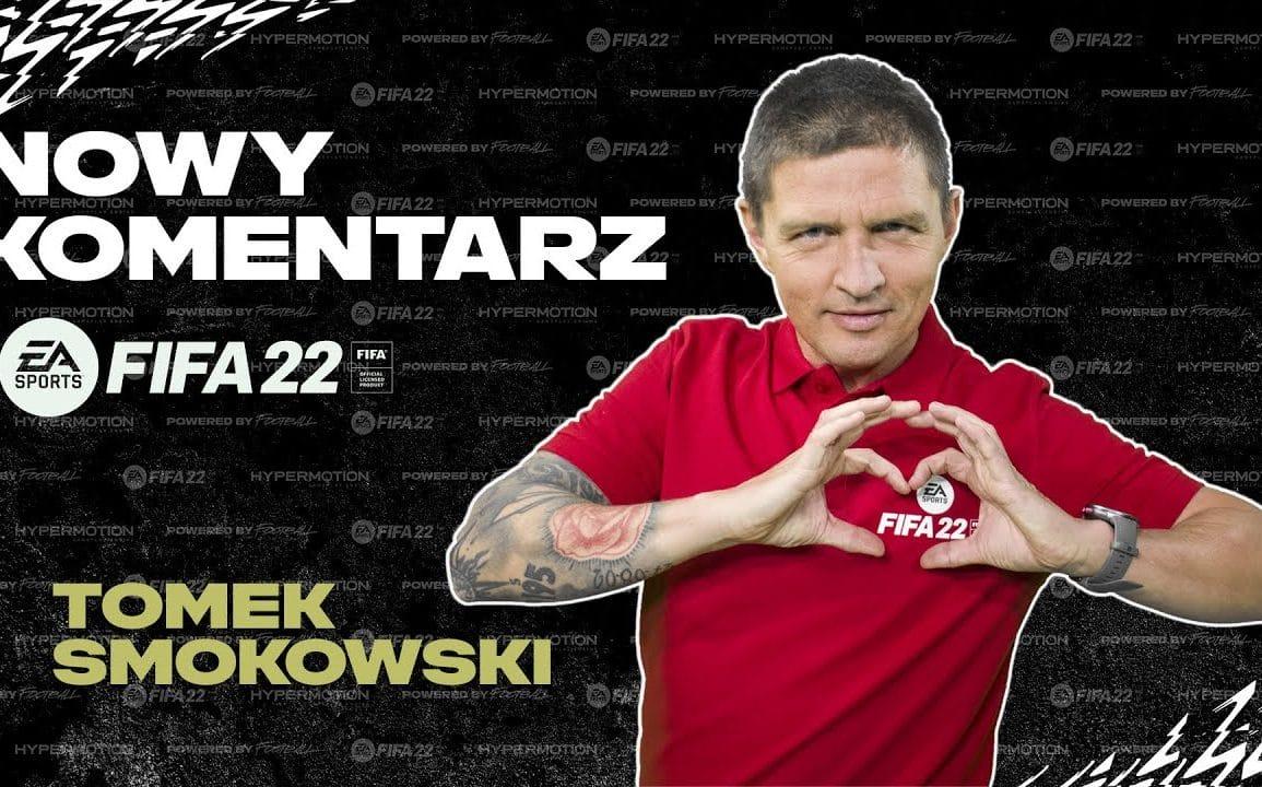 Tomasz Smokowski zastąpi Dariusza Szpakowskiego w FIFA 22!