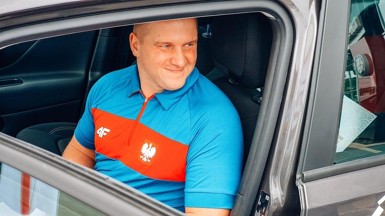 Das WeltAuto i salon Reiski Bydgoszcz pomagają paraolimpijczykom