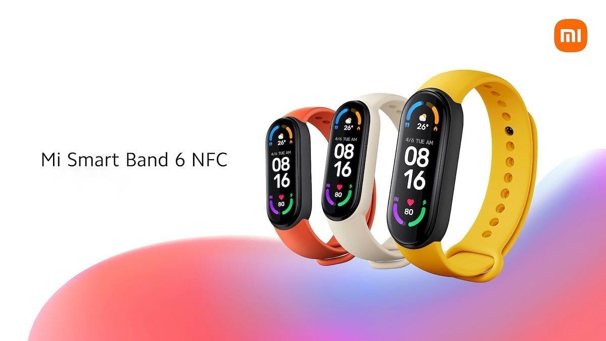 xiaomi mi smart band 6 NFC_2